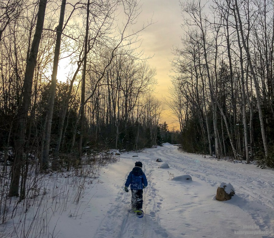 20 Photos That Will Inspire You To Snowshoe at MacGregor Point Provincial Park #FindYourSelfHere #OntarioParks #YoursToDiscover #DiscoverOntario #DiscoverON #Snowshoe #MacGregorPoint #ProvincialPark #MacGregorProvincialPark
