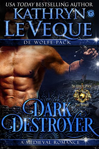 Dark Destroyer (De Wolfe Pack Book 7)