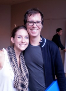 Singing with Ben Folds and the Dallas Symphony Orchestra