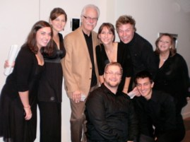 Singing with Ben Folds and the DSO