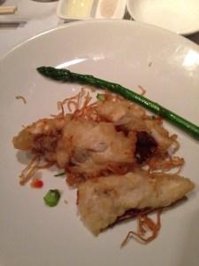 Kingfish in Spicy Salt