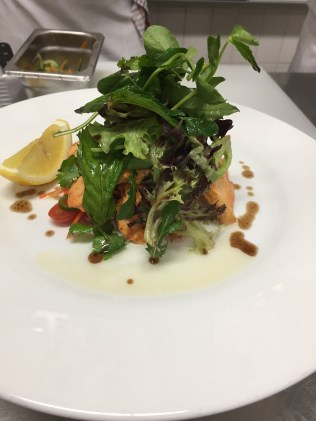 Chefs Plate - Tandoori Chicken with Summer Salad