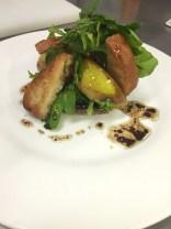 Chefs - Grilled Mushroom & Pear Salad