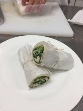 Chef's Caesar Wrap