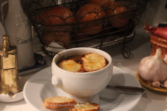 French Onion Soup - cooked at home
