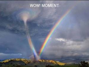 Wow moment