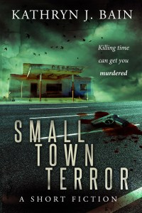 Book Cover: Small Town Terror