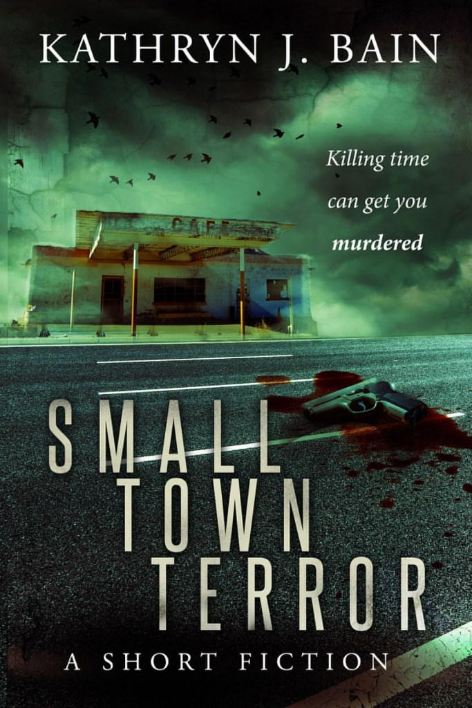 Book Cover: Small Town Terror
