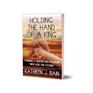 Store Panel - Signed Paperback - Holding the Hand of a King