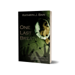 Store Panel - Signed Paperback - One Last Breath
