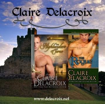 Claire Delacroix