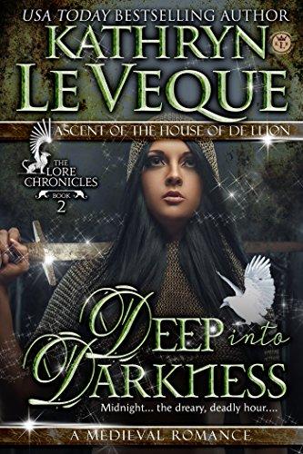 Deep Into Darkness (Highland Warriors of Munro Book 2)