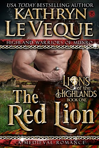 The Red Lion (Highland Warriors of Munro Book 1)