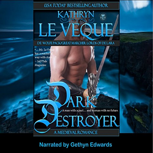Dark Destroyer (De Wolfe Pack Book 10) Audiobook