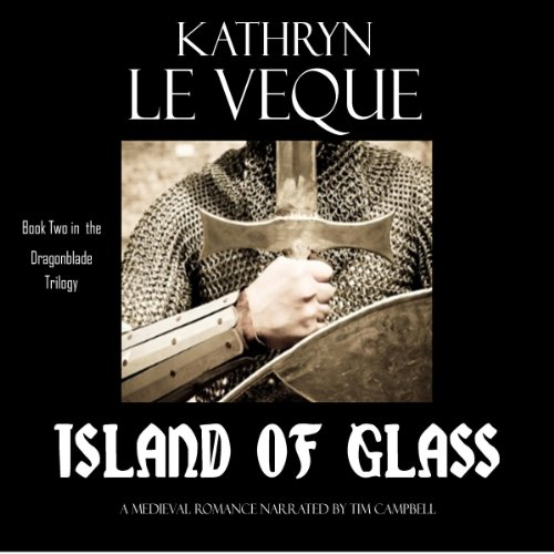 Island of Glass: Dragonblade Trilogy, Book 2
