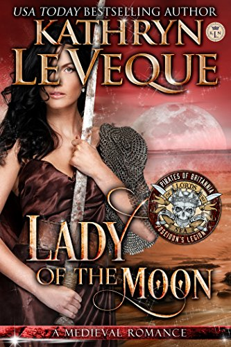 Lady of the Moon (Pirates of Brittania Book 1)