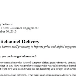 Pitney Bowes Software Article