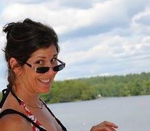 Writer, humorist activist Kate Mayer bio photo