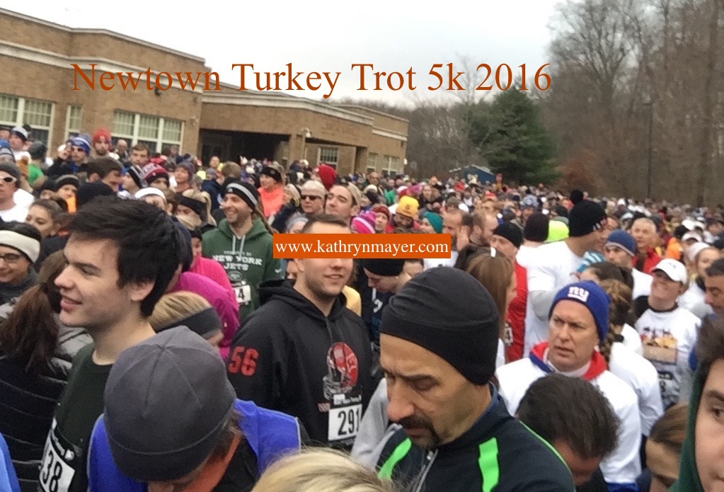 turkey trot 2016