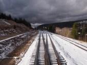 Early snow in Colorado