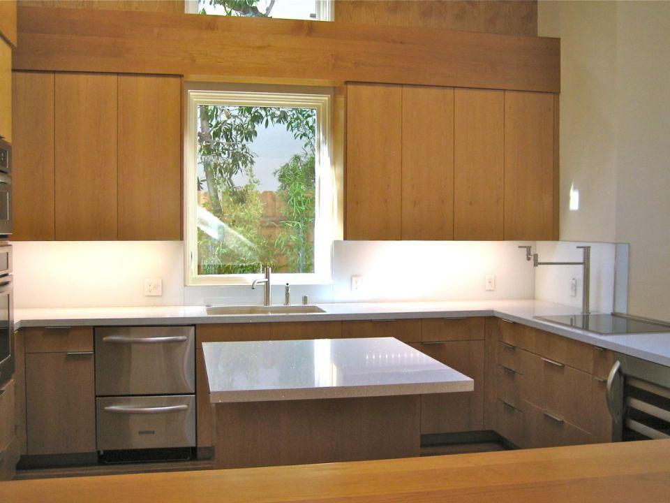 loft house kitchen cabinet finish, kitchen aid , Snyder Diamond, caesar stone, pot filler