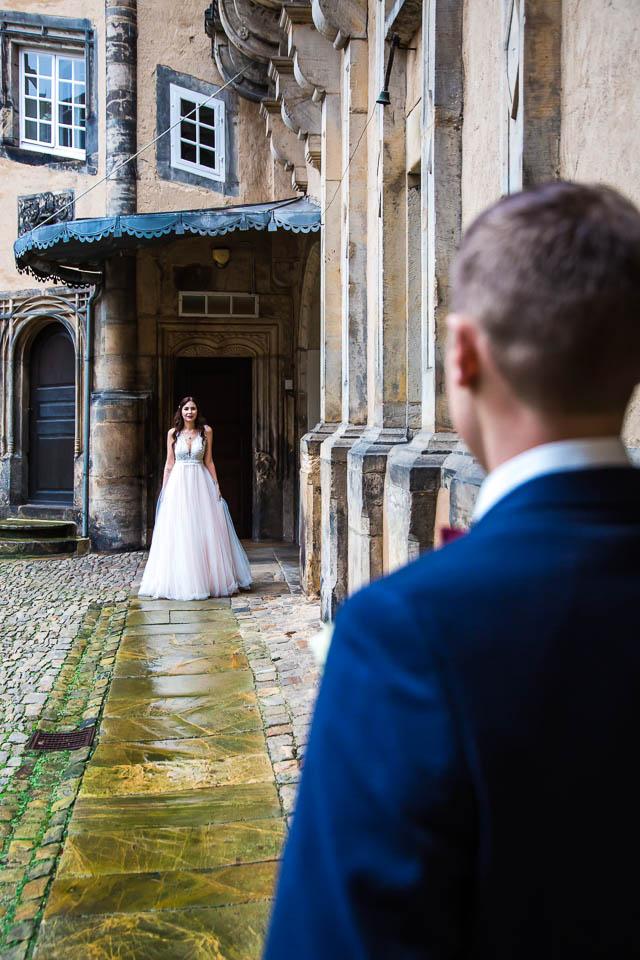 Die Erste Standesamtliche Hochzeit Im Furstliches