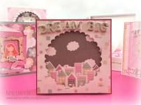 Dream Big handmade card