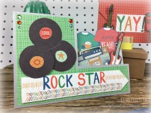 Cards for men and music lovers