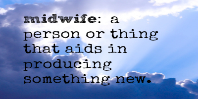 spiritual midwife definition blog