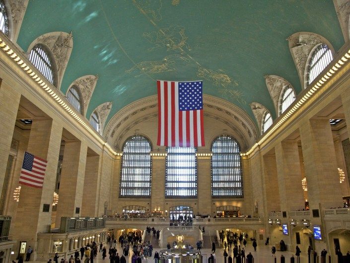 , New York City, New York, Grand Central