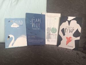 4 book bundle of awesom copy