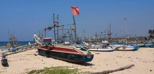 Tsunami & Fishing Boats