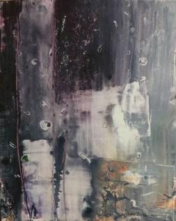 """Sunken Treasure"" Watercolor on Yupo, 5""x7"" $150.00"