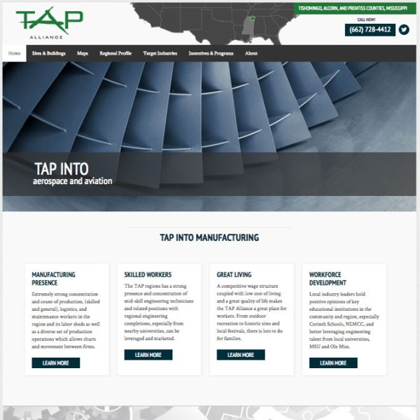 TAP Alliance Website