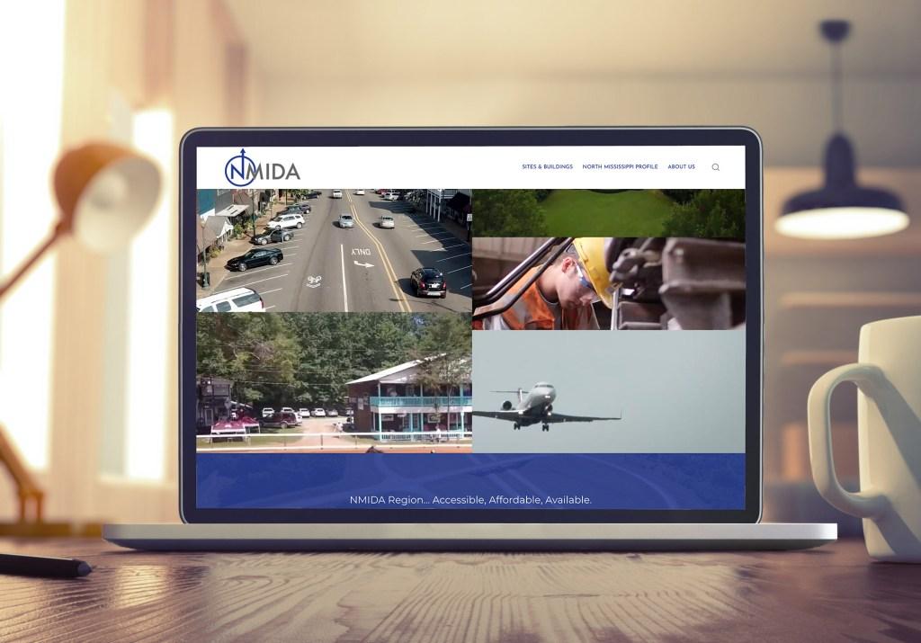 North Mississippi Industrial Development Association Website