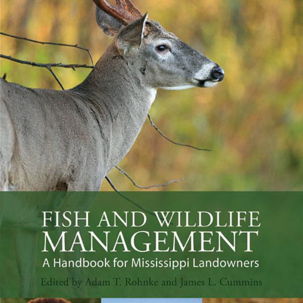 Fish and Wildlife Management Handbook Banner Stand