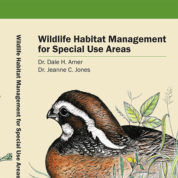 Book Design for Wildlife Habitat Management for Special Use Areas