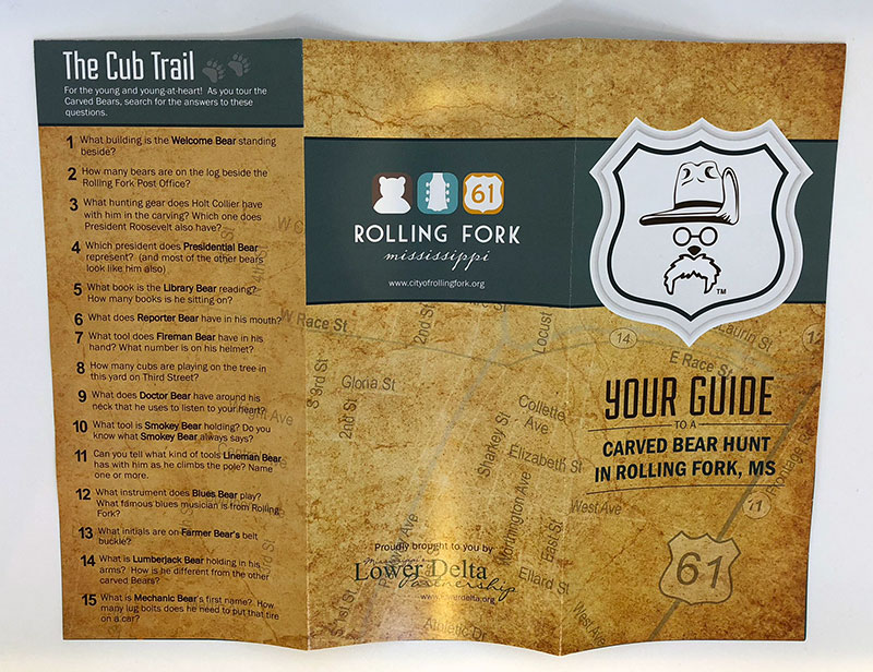 Rolling Fork Bear Hunt Brochure