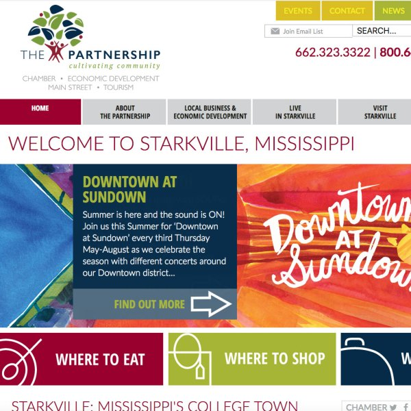 GSDP Website Development