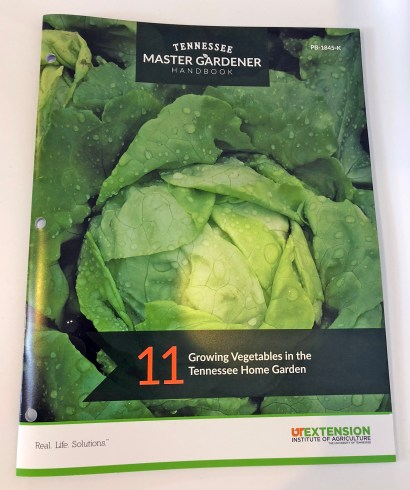 Master Gardener Handbook Chapter 11