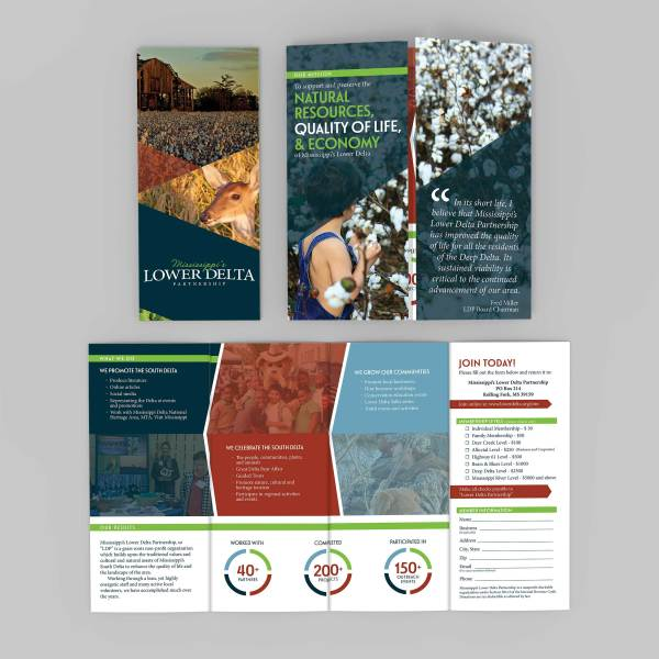 Lower Delta Partnership Membership Brochure