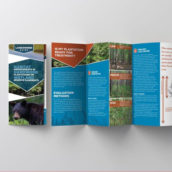 Landowner Guide Brochure for Tri-State Conservation Partnership