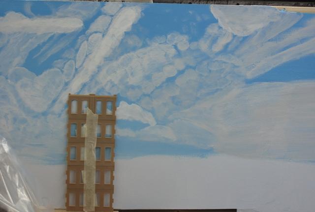Five storey mill