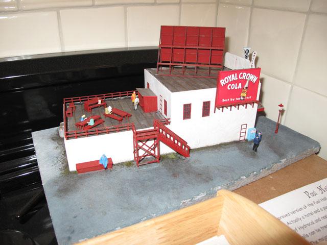 Full Steam Ahead bowling alley