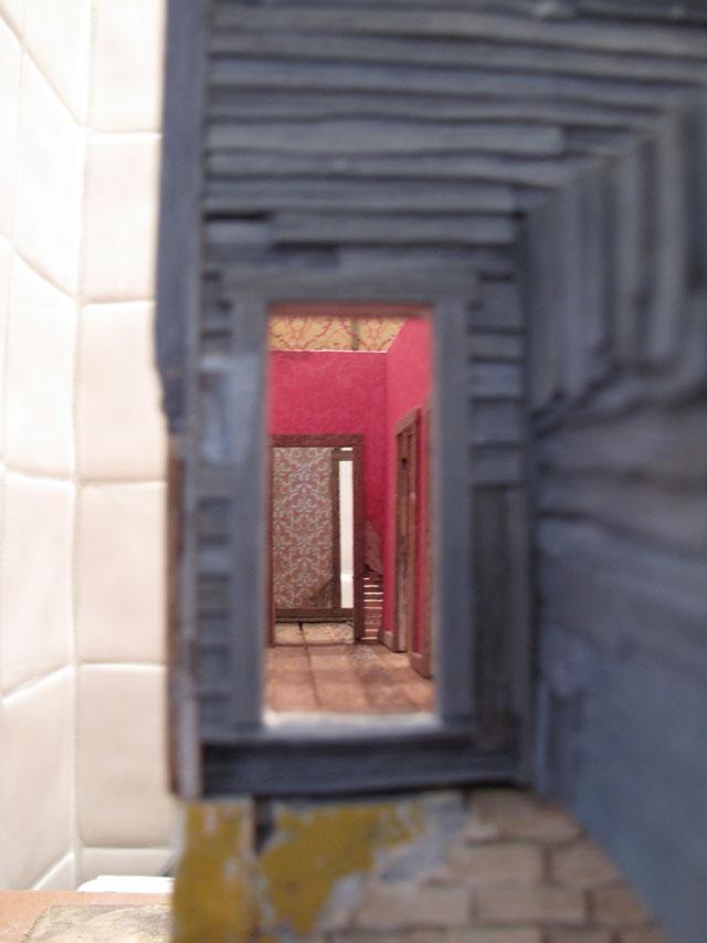 Bordello back door