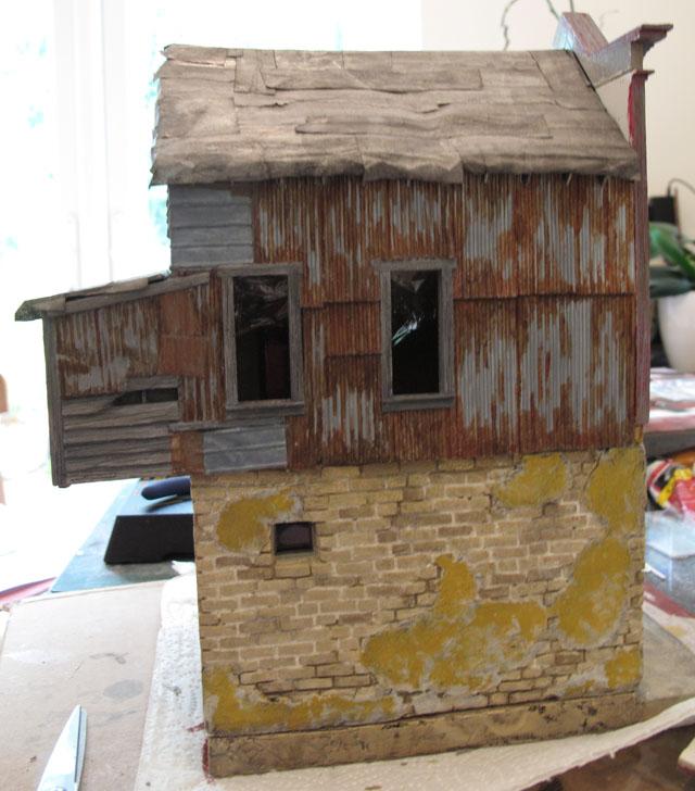 Bordello roof