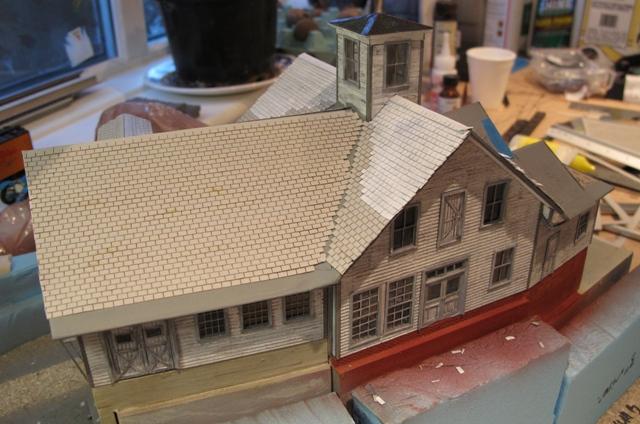 Martin Machine roofs