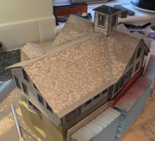 Martin Machine roof