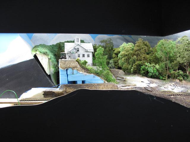 Martin Machine diorama