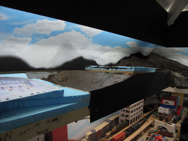upper level dioramas